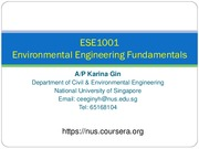 Lecture 1 Introduction to Env Engrg (2014)