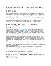 Rose cheeked laura.docx