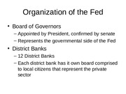 The Fed.ppt