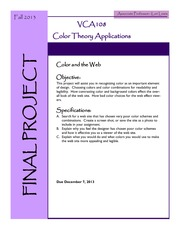 Final Project - Color and the Web(1)
