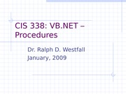 procedures-deitel