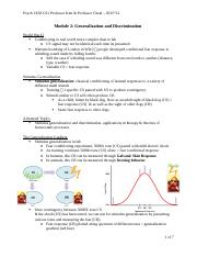 Module 5 - Classical Conditioning 2