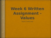 Chaturvedi_week6_MBA 594
