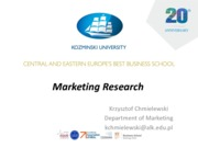 8_Marketing Research