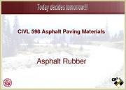 Lec07 Asphalt Rubber