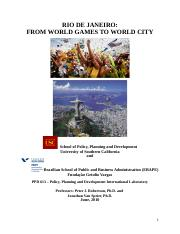 SPPD-Brazil-Lab-2010-Report-Rio-de-Janeiro-From-World-Games-to-World-City.doc