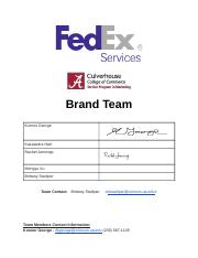BRAND Team Contract