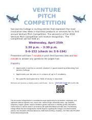 SHARK TANK COMPETITION FLIER for Electronic Display1.docx