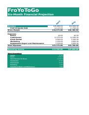FroYoToGo Financial Projection.xlsx