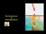 Lecture 12 The second law of thermodynamics
