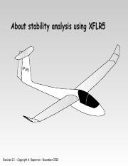 XFLR5_and_Stability_analysis