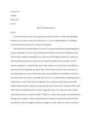 RELG 267 Mere Christianity essay .docx