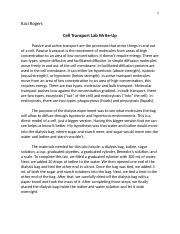 Cell Transport Lab Write-Up  .docx