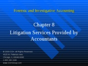 4Ed_CCH_Forensic_Investigative_Accounting_Ch08