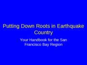 EarthquakeCountry2006