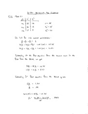 21-270 Introduction to Math Finance Homework 10 Solutions