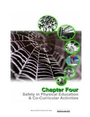 Safety on Physical Education and Co-Curricular Activities _12 07 2013 (2)