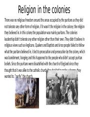 Religion in the colonies.pptx