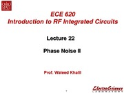Lect22_Phase Noise II