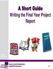 A Short Guide-Writing the Final Year Project Report_v2.pdf