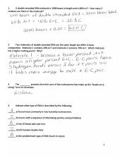 Worksheet 9 Key