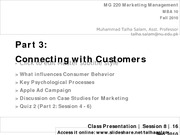 Session 7 - MG 220 MBA - 6 Sep 10