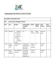 Lesson Plan of ACNB UB-06-2013 (5-1-15 to 27-2-15)