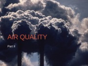 Lecture 9c - air pollution, part II(1)
