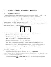STAT6008-Chap1(Decision Problem-Frequentist Approach).pdf