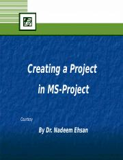 MS Project.ppt
