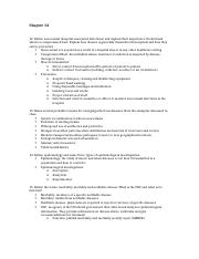 Chapter 14 & 15 Micro Study Guide.docx
