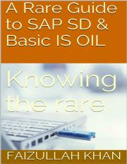 A rare guide to sap sd basic faizullah khanpdf a rare guide a rare guide to sap sd basic faizullah khanpdf a rare guide to sap sd basic is oil knowing the rare faizullah khan table of contents sap malvernweather Choice Image