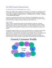 CRM Article #2 Concepts Final Version