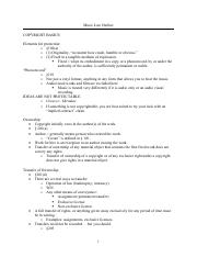 Music Law Outline.pdf