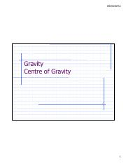 lecture16_w14 - gravity and centre of gravitya_1