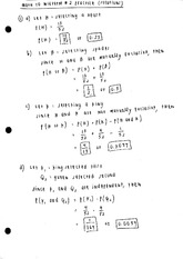 Math 10 Midterm #2 Practice SOLUTIONS (Fall 2015)