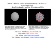 BIOL20A-W15-Lecture 2-Small Molecules and Chemistry of Life.pdf