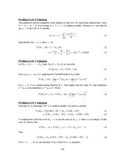 Problem Solutions,2nd Edition (STAT) 266