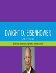 Dwight D. Eisenhower.pptx