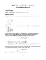 Practice Problems Chapter 5