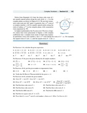 Pre-Calc Exam Notes 145