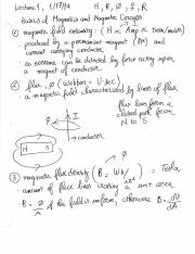 140117_Lecture1_Magnetics