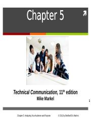 Pdf markel 9th edition technical communication