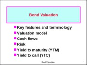 06-Bond-valuation