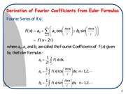 ENGG2015_Derivation_of_fourier_coefficients