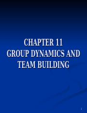 Chapter_11_Team Building_Spr16.ppt