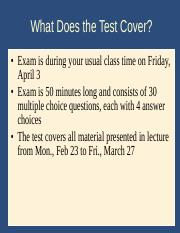 1  Test Coverage; Study Tips(1).ppt