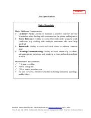 Lecture 2b - Job Specification (Sample).pdf