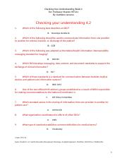 Checking your understanding 4 &8 By Kathleen Jenema.docx