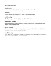 chapter 1 notes principles of marketing